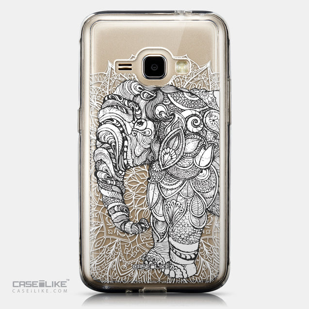 CASEiLIKE Samsung Galaxy J1 (2016) back cover Mandala Art 2300