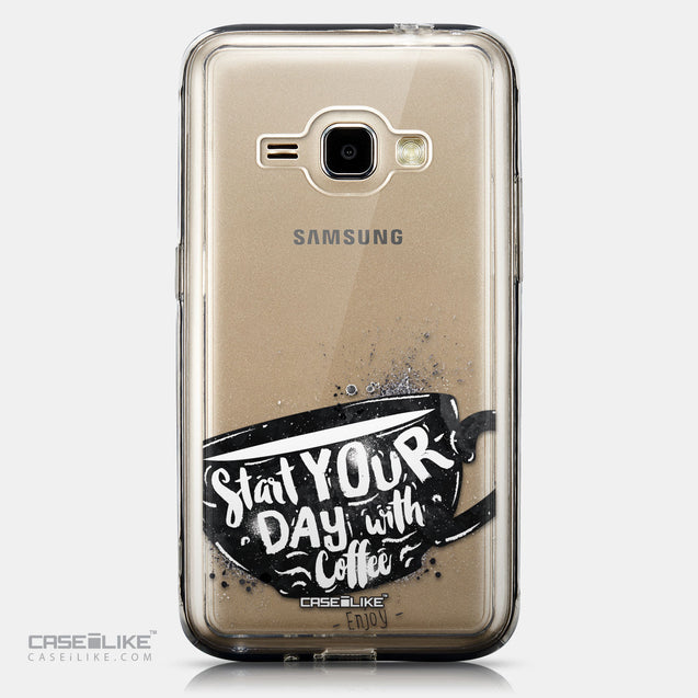 CASEiLIKE Samsung Galaxy J1 (2016) back cover Quote 2402