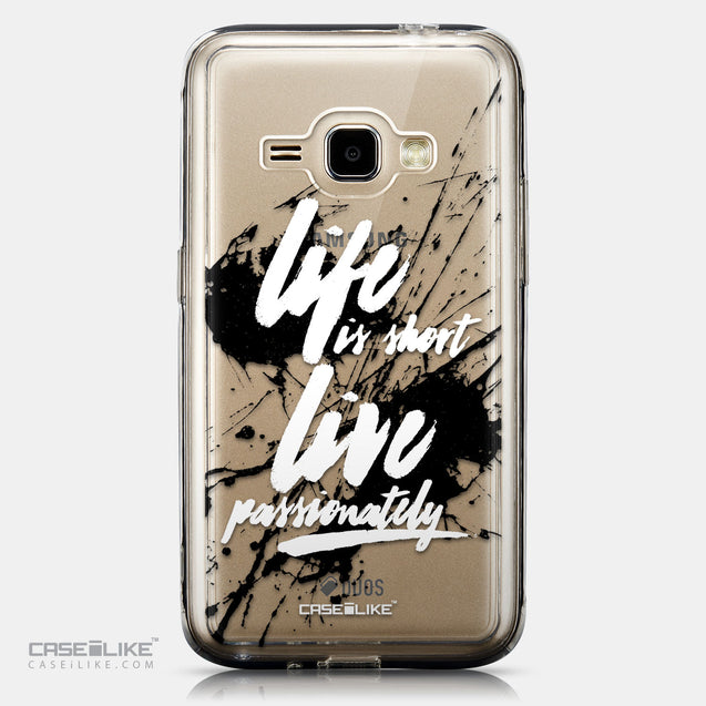 CASEiLIKE Samsung Galaxy J1 (2016) back cover Quote 2416