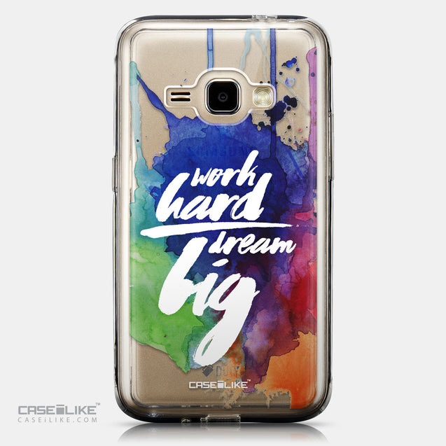 CASEiLIKE Samsung Galaxy J1 (2016) back cover Quote 2422
