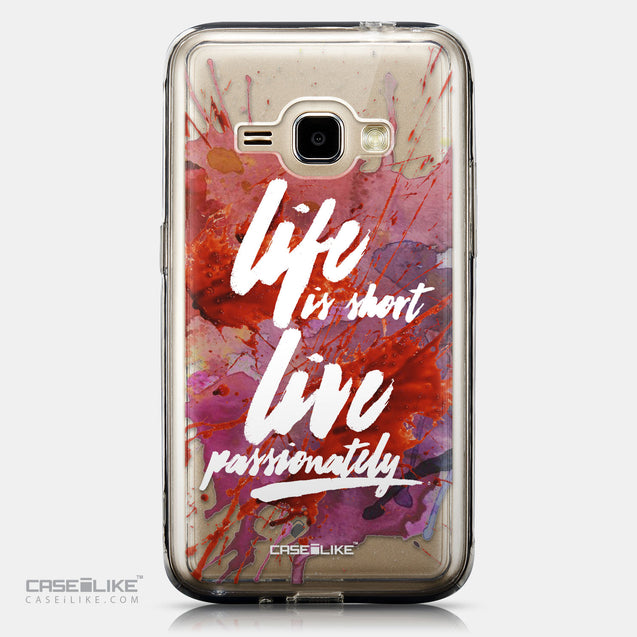 CASEiLIKE Samsung Galaxy J1 (2016) back cover Quote 2423