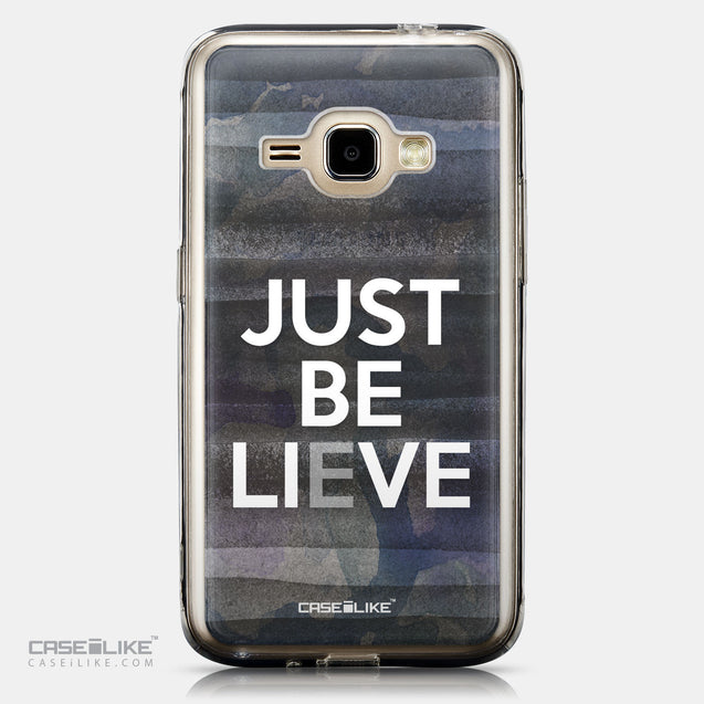 CASEiLIKE Samsung Galaxy J1 (2016) back cover Quote 2430