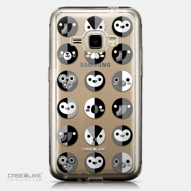 CASEiLIKE Samsung Galaxy J1 (2016) back cover Animal Cartoon 3639