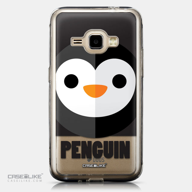 CASEiLIKE Samsung Galaxy J1 (2016) back cover Animal Cartoon 3640