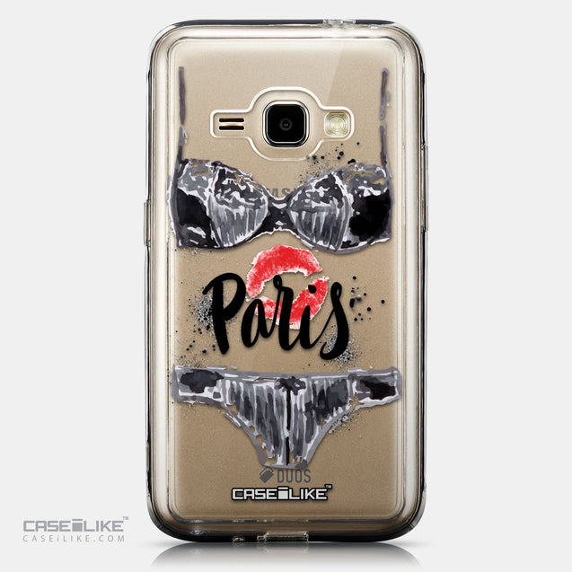 CASEiLIKE Samsung Galaxy J1 (2016) back cover Paris Holiday 3910