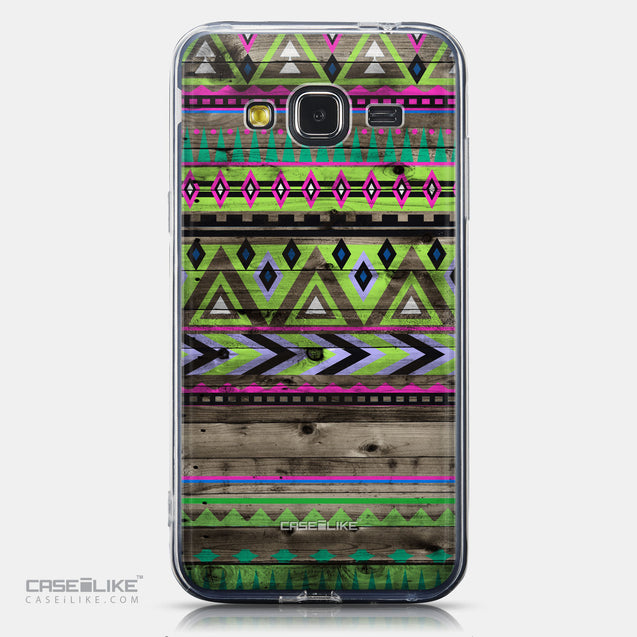 CASEiLIKE Samsung Galaxy J3 (2016) back cover Indian Tribal Theme Pattern 2049