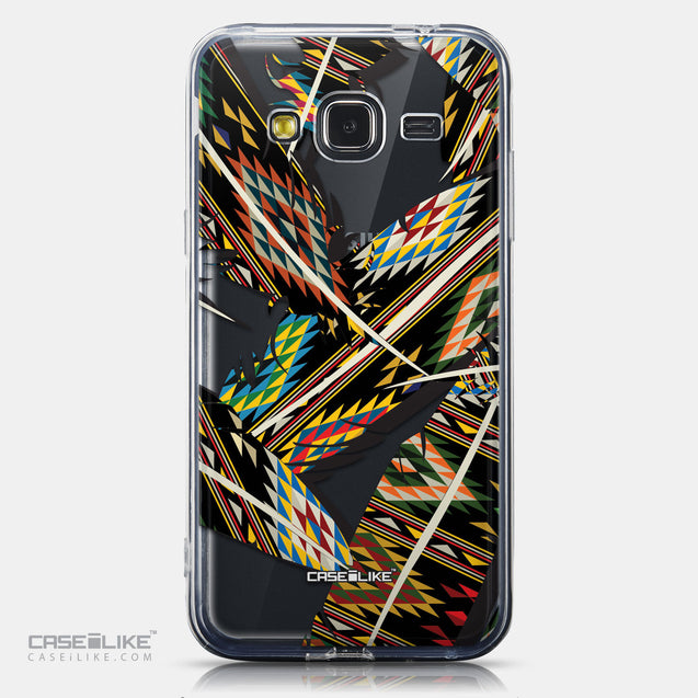 CASEiLIKE Samsung Galaxy J3 (2016) back cover Indian Tribal Theme Pattern 2053