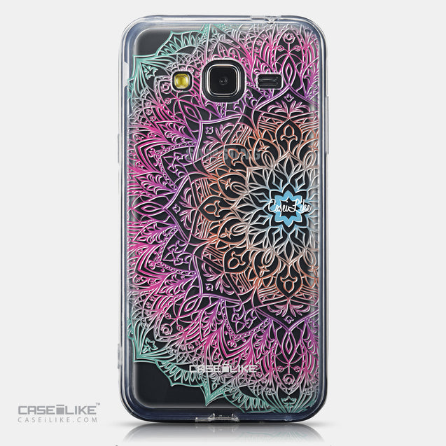 CASEiLIKE Samsung Galaxy J3 (2016) back cover Mandala Art 2090