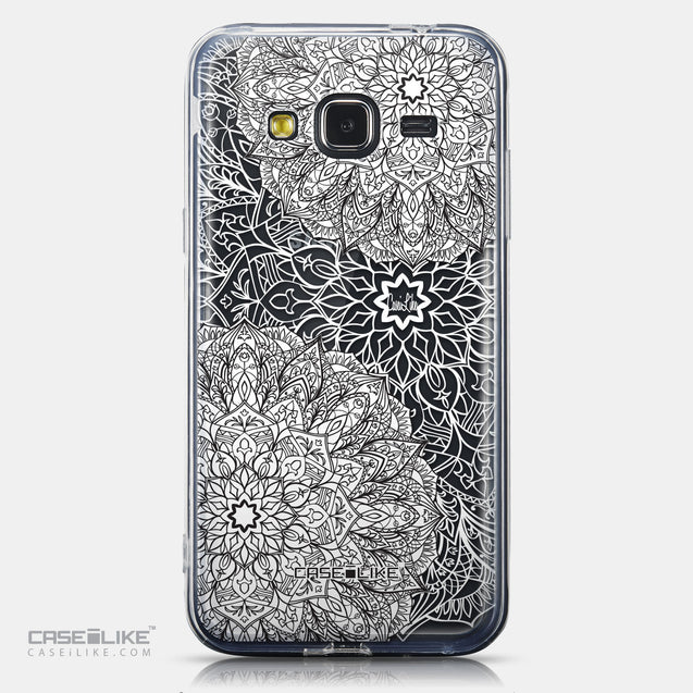 CASEiLIKE Samsung Galaxy J3 (2016) back cover Mandala Art 2093