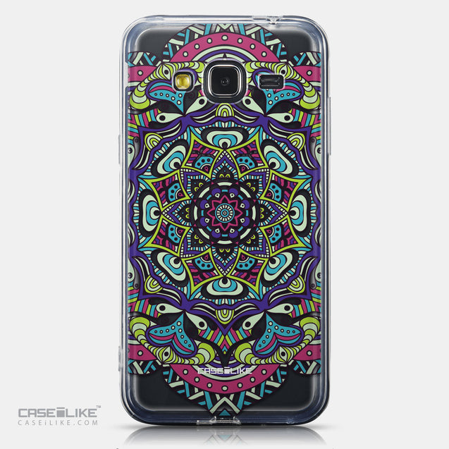 CASEiLIKE Samsung Galaxy J3 (2016) back cover Mandala Art 2094