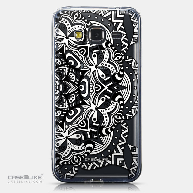 CASEiLIKE Samsung Galaxy J3 (2016) back cover Mandala Art 2096
