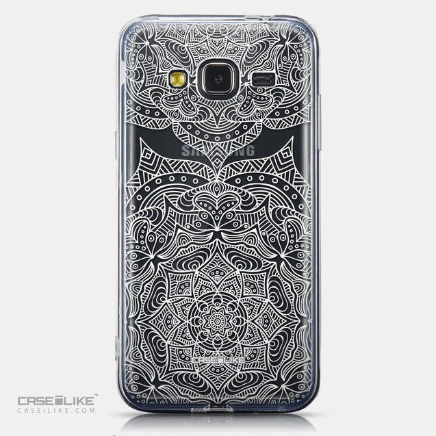 CASEiLIKE Samsung Galaxy J3 (2016) back cover Mandala Art 2303