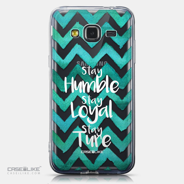 CASEiLIKE Samsung Galaxy J3 (2016) back cover Quote 2418