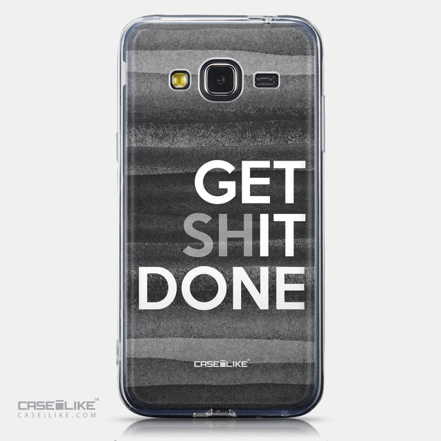 CASEiLIKE Samsung Galaxy J3 (2016) back cover Quote 2429