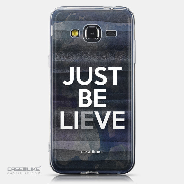 CASEiLIKE Samsung Galaxy J3 (2016) back cover Quote 2430