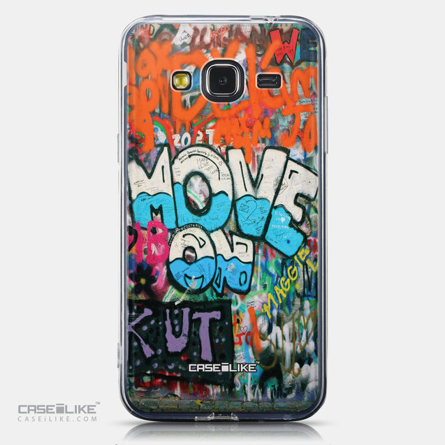 CASEiLIKE Samsung Galaxy J3 (2016) back cover Graffiti 2722
