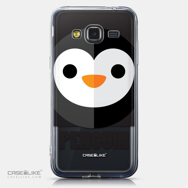 CASEiLIKE Samsung Galaxy J3 (2016) back cover Animal Cartoon 3640