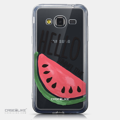 CASEiLIKE Samsung Galaxy J3 (2016) back cover Water Melon 4821