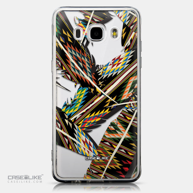 CASEiLIKE Samsung Galaxy J5 (2016) back cover Indian Tribal Theme Pattern 2053