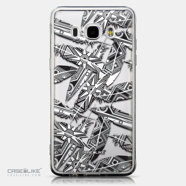 CASEiLIKE Samsung Galaxy J5 (2016) back cover Indian Tribal Theme Pattern 2056