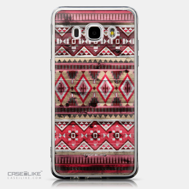 CASEiLIKE Samsung Galaxy J5 (2016) back cover Indian Tribal Theme Pattern 2057