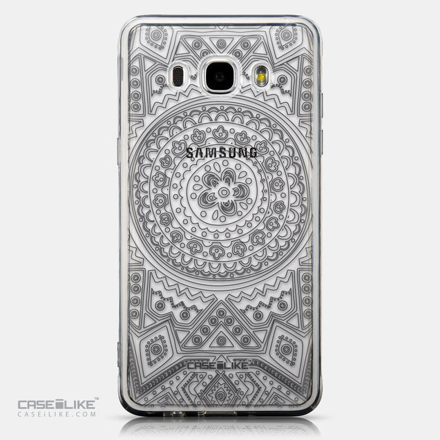 CASEiLIKE Samsung Galaxy J5 (2016) back cover Indian Line Art 2063