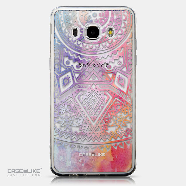 CASEiLIKE Samsung Galaxy J5 (2016) back cover Indian Line Art 2065