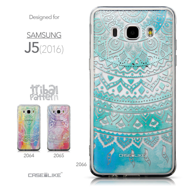 Collection - CASEiLIKE Samsung Galaxy J5 (2016) back cover Indian Line Art 2066