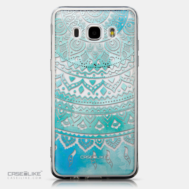 CASEiLIKE Samsung Galaxy J5 (2016) back cover Indian Line Art 2066