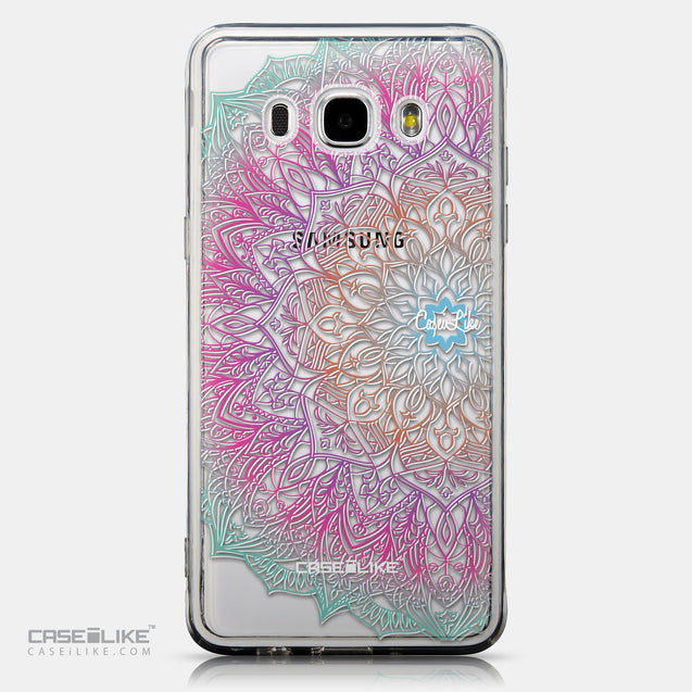 CASEiLIKE Samsung Galaxy J5 (2016) back cover Mandala Art 2090