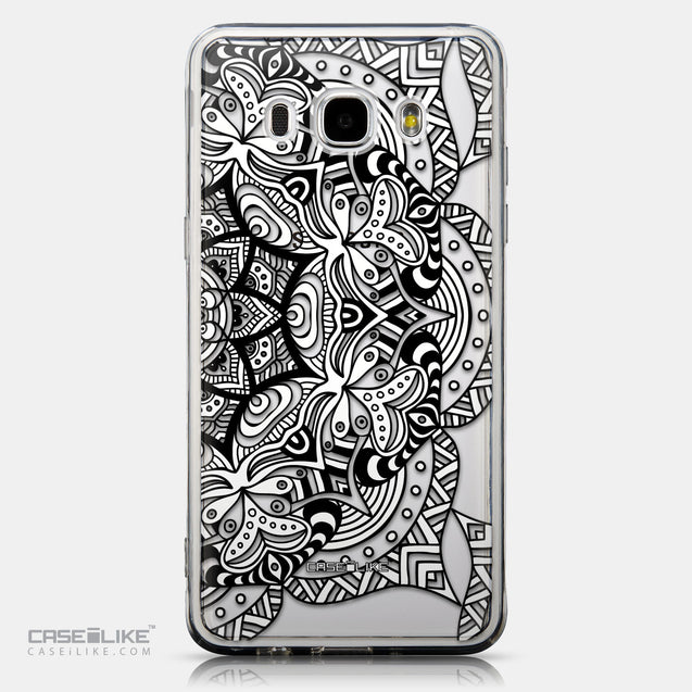 CASEiLIKE Samsung Galaxy J5 (2016) back cover Mandala Art 2096