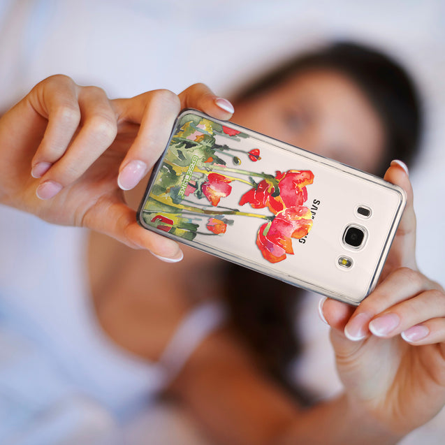 Share - CASEiLIKE Samsung Galaxy J5 (2016) back cover Watercolor Floral 2230