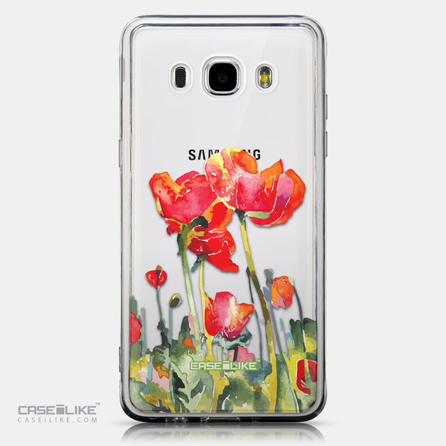 CASEiLIKE Samsung Galaxy J5 (2016) back cover Watercolor Floral 2230