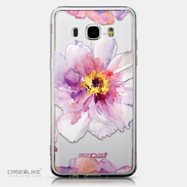 CASEiLIKE Samsung Galaxy J5 (2016) back cover Watercolor Floral 2231