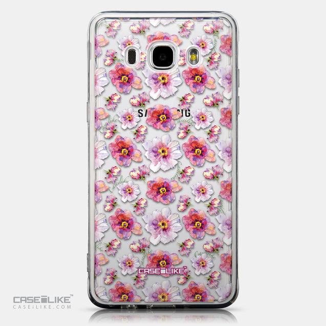 CASEiLIKE Samsung Galaxy J5 (2016) back cover Watercolor Floral 2232