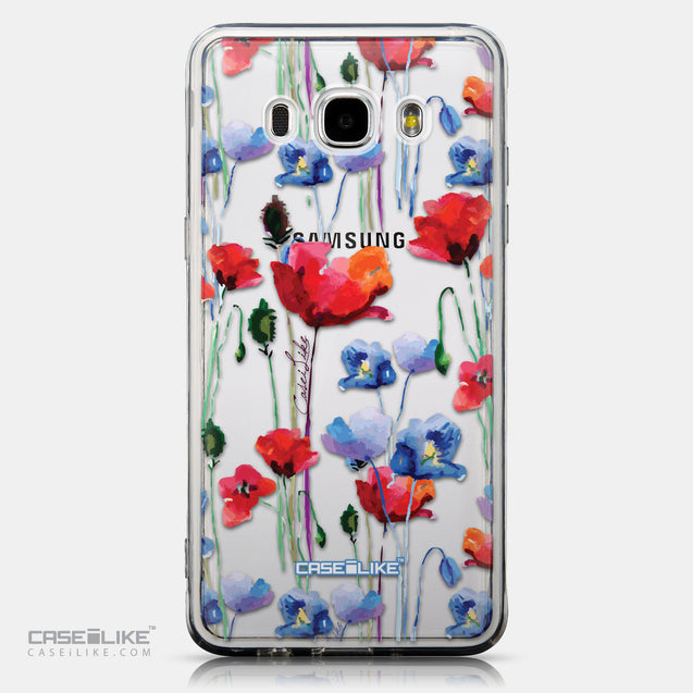 CASEiLIKE Samsung Galaxy J5 (2016) back cover Watercolor Floral 2234