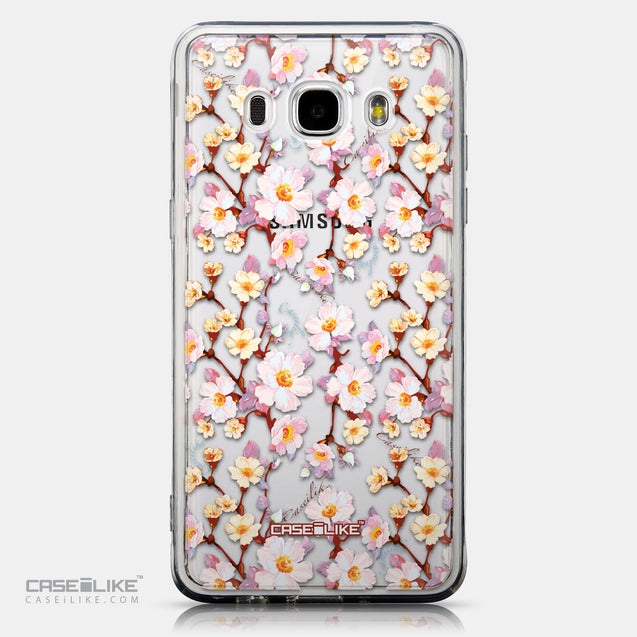 CASEiLIKE Samsung Galaxy J5 (2016) back cover Watercolor Floral 2236