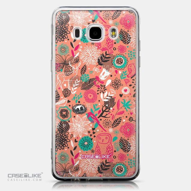 CASEiLIKE Samsung Galaxy J5 (2016) back cover Spring Forest Pink 2242