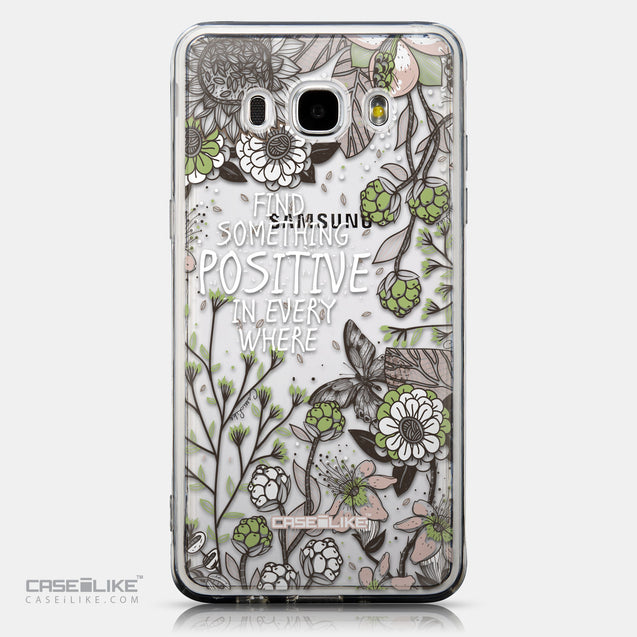 CASEiLIKE Samsung Galaxy J5 (2016) back cover Blooming Flowers 2250