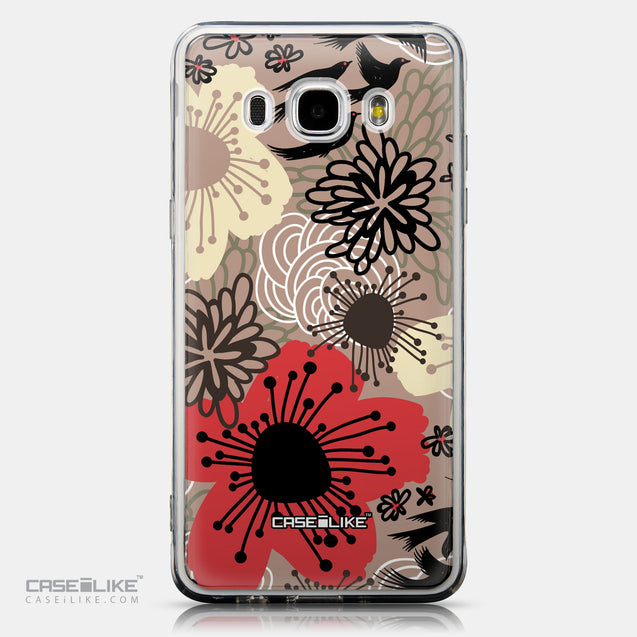 CASEiLIKE Samsung Galaxy J5 (2016) back cover Japanese Floral 2254