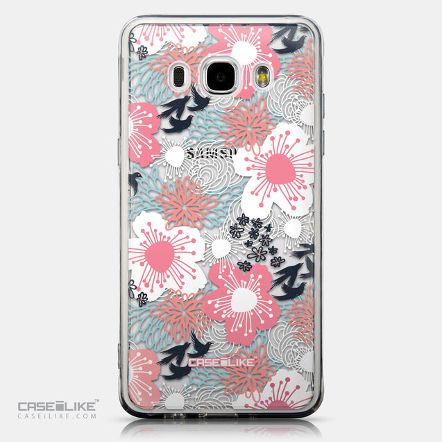 CASEiLIKE Samsung Galaxy J5 (2016) back cover Japanese Floral 2255