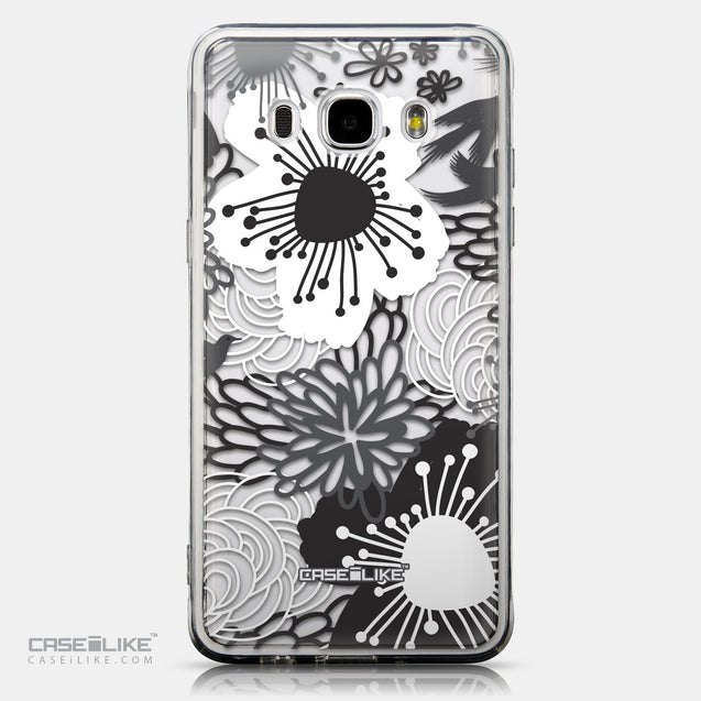 CASEiLIKE Samsung Galaxy J5 (2016) back cover Japanese Floral 2256