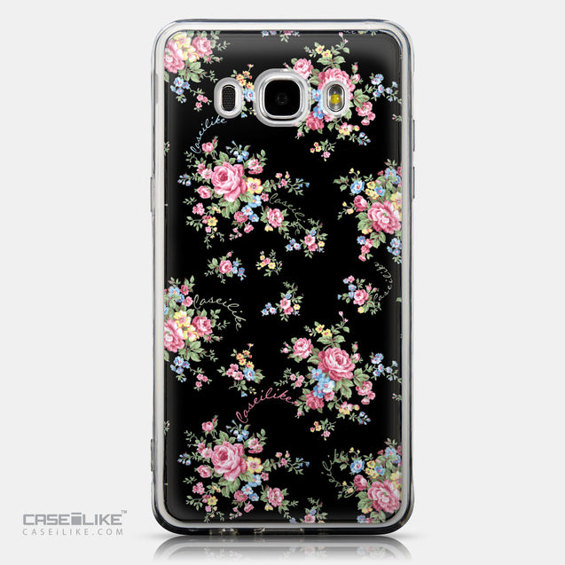 CASEiLIKE Samsung Galaxy J5 (2016) back cover Floral Rose Classic 2261