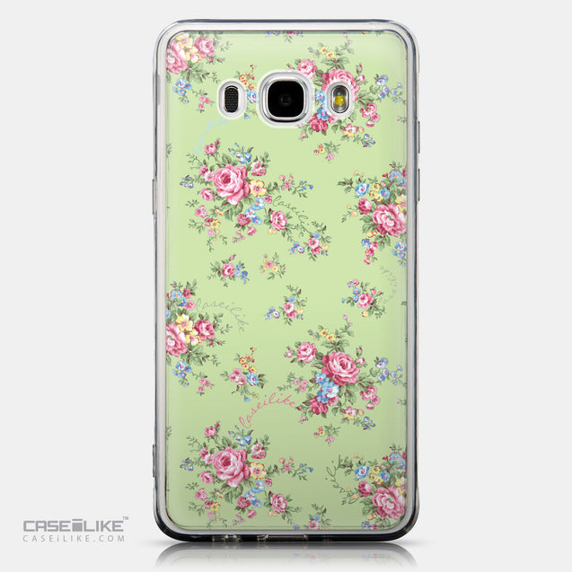 CASEiLIKE Samsung Galaxy J5 (2016) back cover Floral Rose Classic 2262