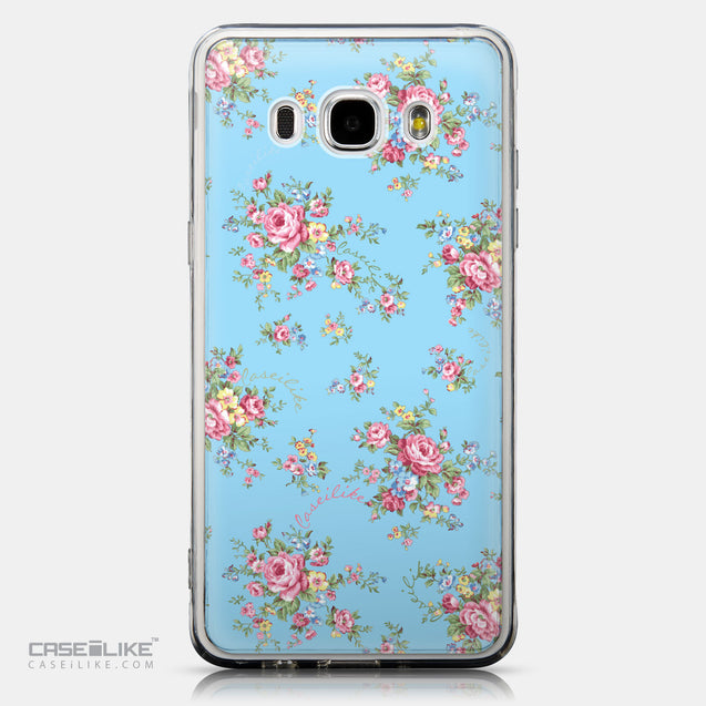 CASEiLIKE Samsung Galaxy J5 (2016) back cover Floral Rose Classic 2263