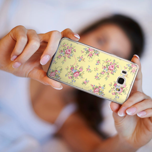 Share - CASEiLIKE Samsung Galaxy J5 (2016) back cover Floral Rose Classic 2264