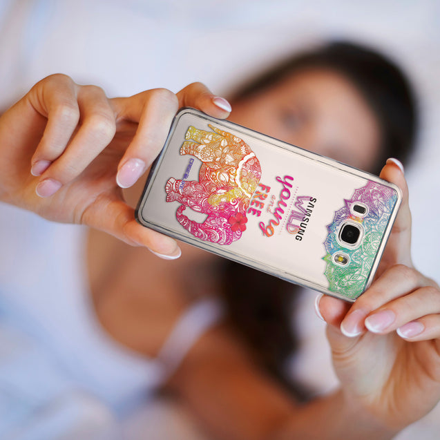 Share - CASEiLIKE Samsung Galaxy J5 (2016) back cover Mandala Art 2302