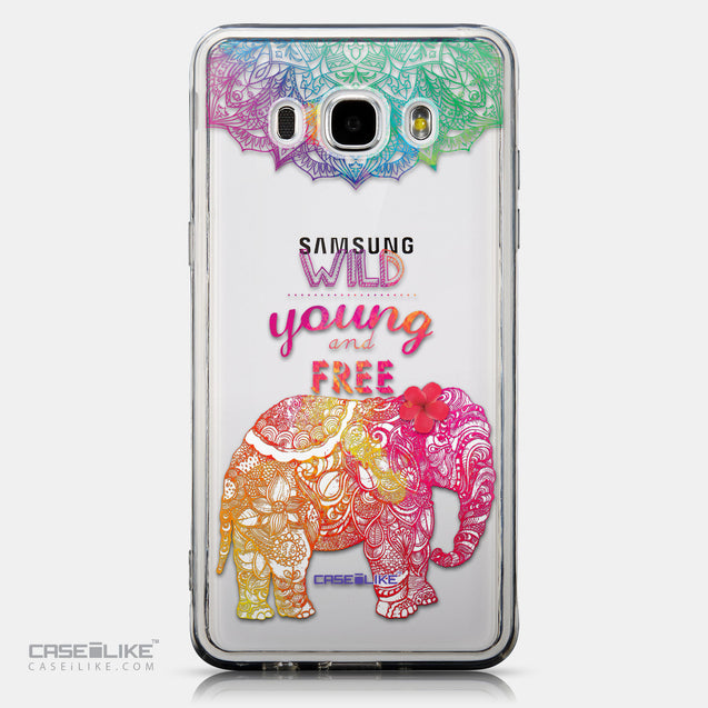 CASEiLIKE Samsung Galaxy J5 (2016) back cover Mandala Art 2302