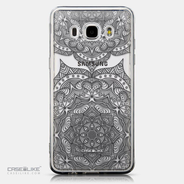 CASEiLIKE Samsung Galaxy J5 (2016) back cover Mandala Art 2304