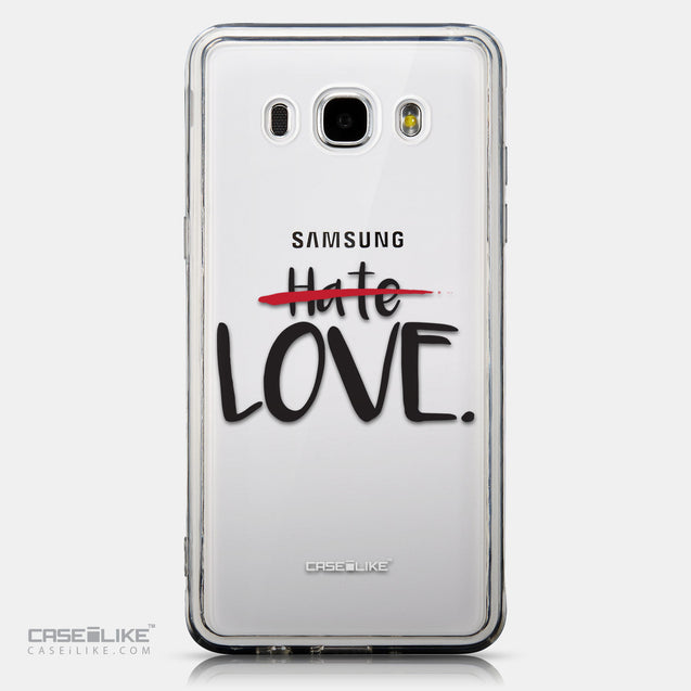 CASEiLIKE Samsung Galaxy J5 (2016) back cover Quote 2406